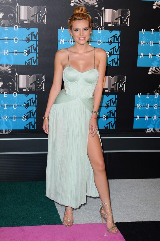 Bella Thorne le 30 août 2015