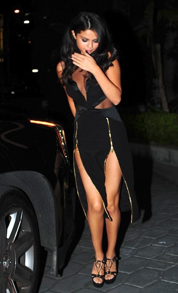Selena Gomez le 30 août 2015