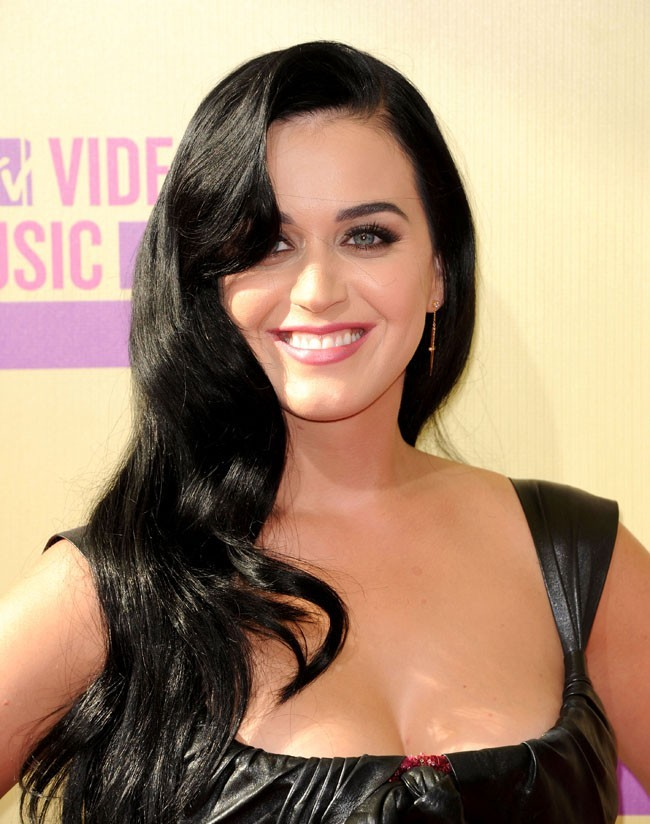Katy Perry aux MTV VMA's 2012 à Los Angeles le 6 septembre 2012