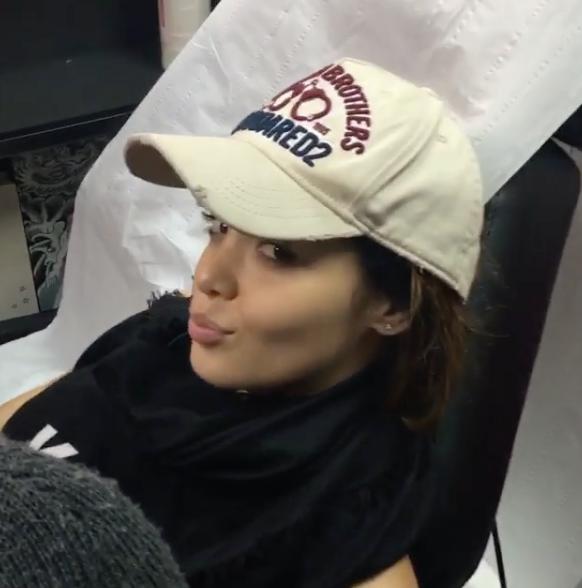 Photos : Nabilla : découvrez son nouveau tatouage !