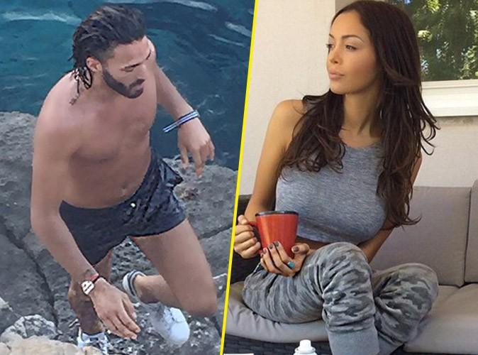 Photos : Nabilla et Thomas : déclaration d'amour et farniente, les amoureux s'exposent !