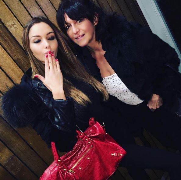 Nabilla et Marie-Luce