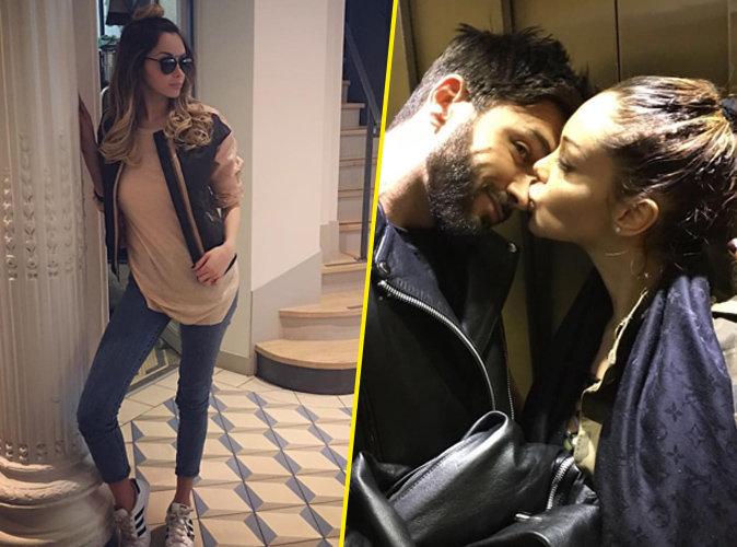 "Nabilla : tendres baisers avec Thomas… ""L'homme de sa vie !"""