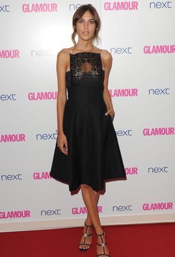 Alexa Chung à Londres le 3 juin 2014
