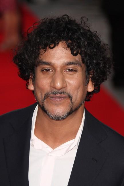 """Naveen Andrews lors de la première mondiale du film """"Diana"""" à Londres, le 5 septembre 2013."""