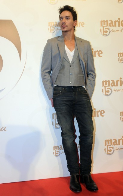 Jonathan Rhys-Meyer le 14 novembre 2012 à Moscou
