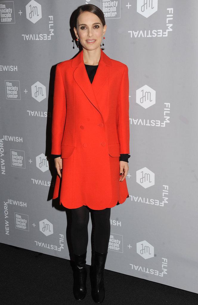 Natalie Portman, la classe incarnée