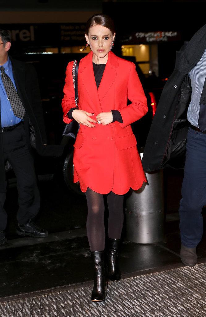 Natalie Portman, une bombe au New York Jewish Film Festival
