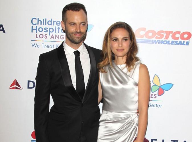 Natalie Portman et Benjamin Millepied : gala de charité à L.A. pour le célèbre duo discret !