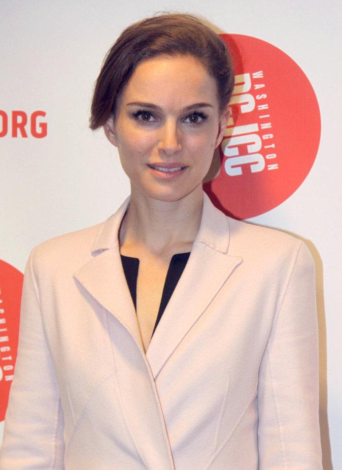 Natalie Portman est toujours très élégante