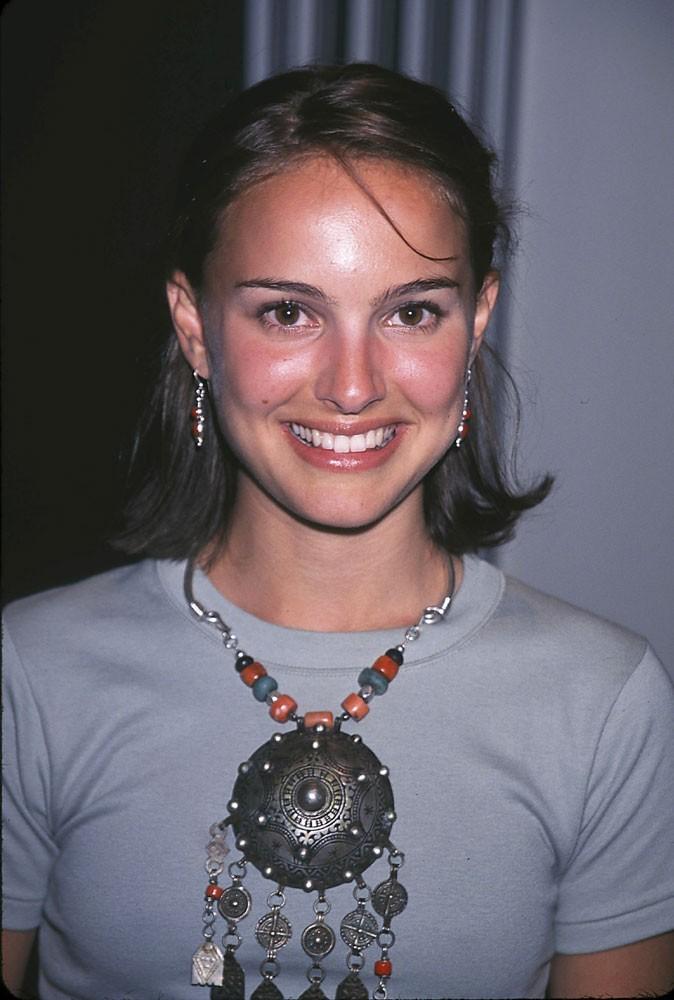 Natalie Portman en 2001