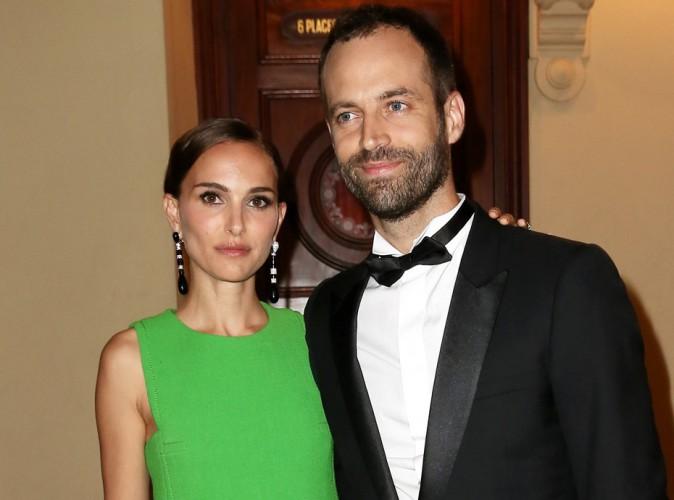 Natalie Portman : un bijou discret et amoureux au gala d'ouverture de l'Opéra de Paris !