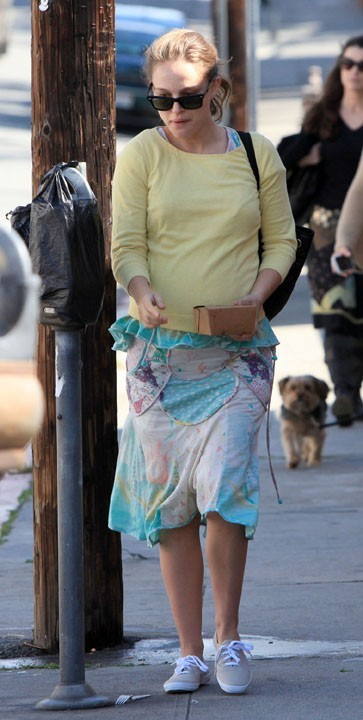 Ok, les Oscars sont terminés mais c'est quoi cette jupe ?