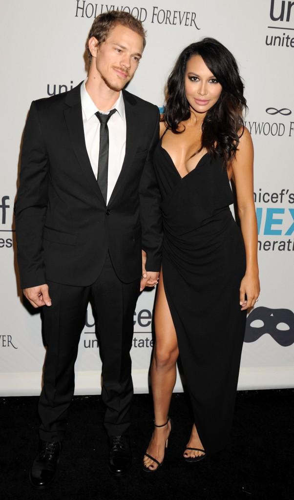 Photos : Naya Rivera et Ryan Dorsey : de jour comme de nuit, ils ne se lâchent jamais !