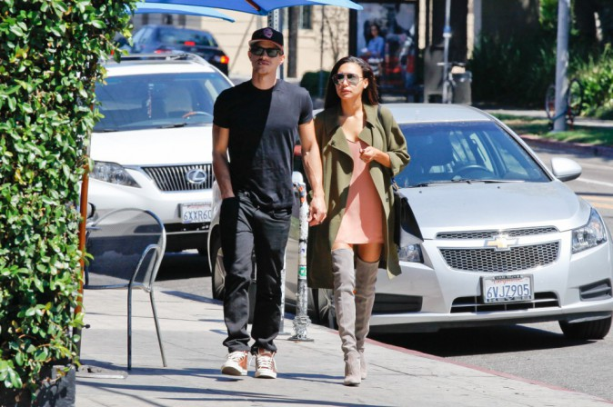 Photos : Naya Rivera : inspérable de son Ryan Dorsey !