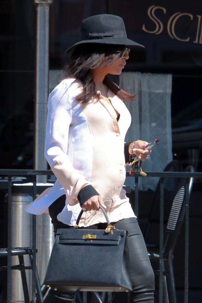 Naya Rivera le 9 avril 2015