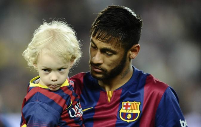 Photos : Neymar et Davi Lucca : un duo père-fils (trop) craquant !