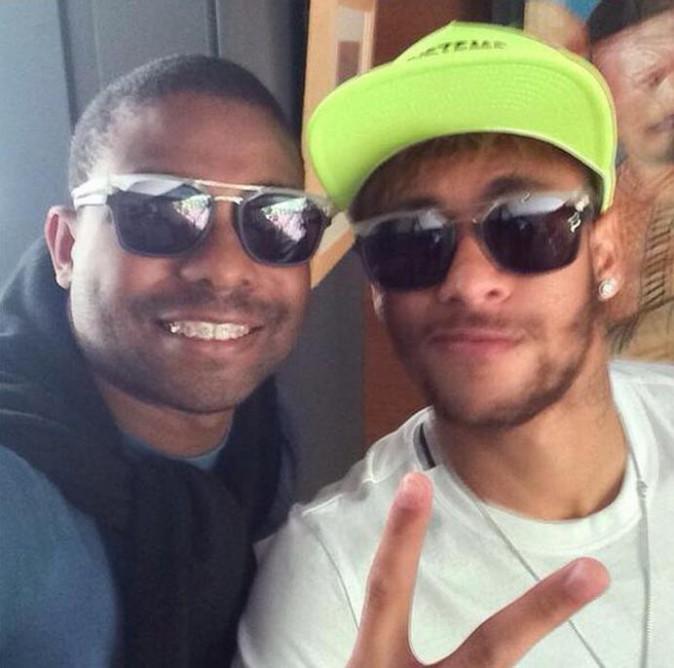 Neymar sans sa barbe blanche...