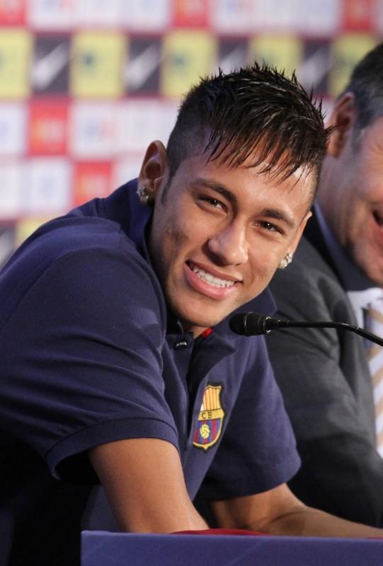 2013 Bestimage Neymar Barcelone 3 Juin 2013 Bestimage Neymar Barcelone