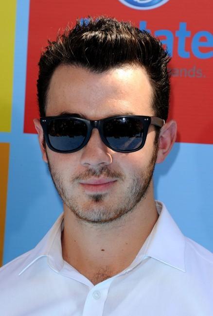 Kevin Jonas, Los Angeles, 15 septembre 2012.