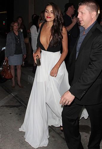 Olivia Culpo à Los Angeles le 24 août 2014