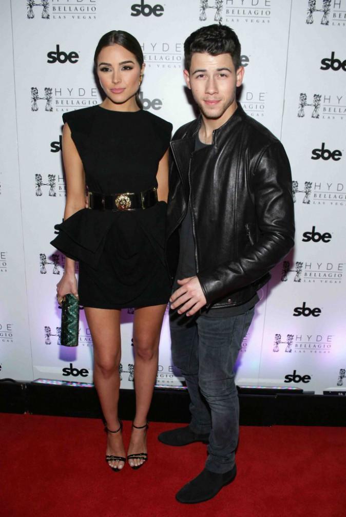 Nick Jonas et Olivia Culpo : toujours plus stylé, le couple nous fait rêver !