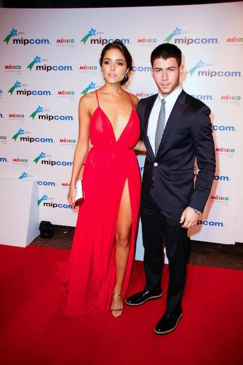 Photos : Nick Jonas et Olivia Culpo : un couple ultra glamour à Cannes !