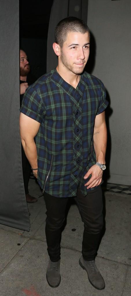 Nick Jonas : Il s'ajuste encore à sa vie de célibataire !