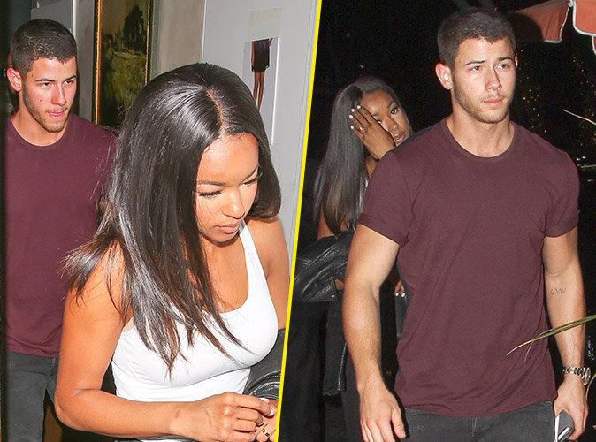 Photos : Nick Jonas : Qui est la mystérieuse brune qu'il ne lâche plus ?