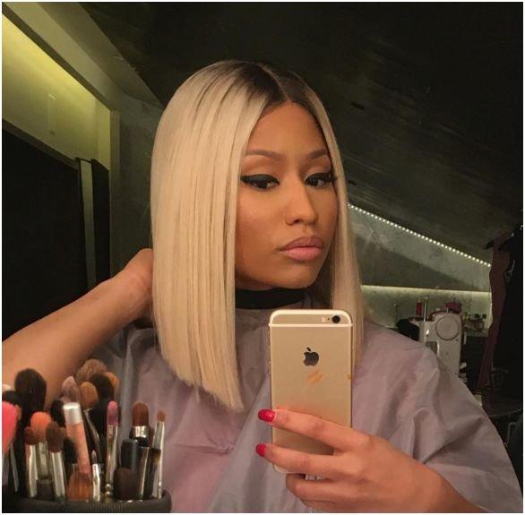 Nicki Minaj : découvrez sa nouvelle tête !