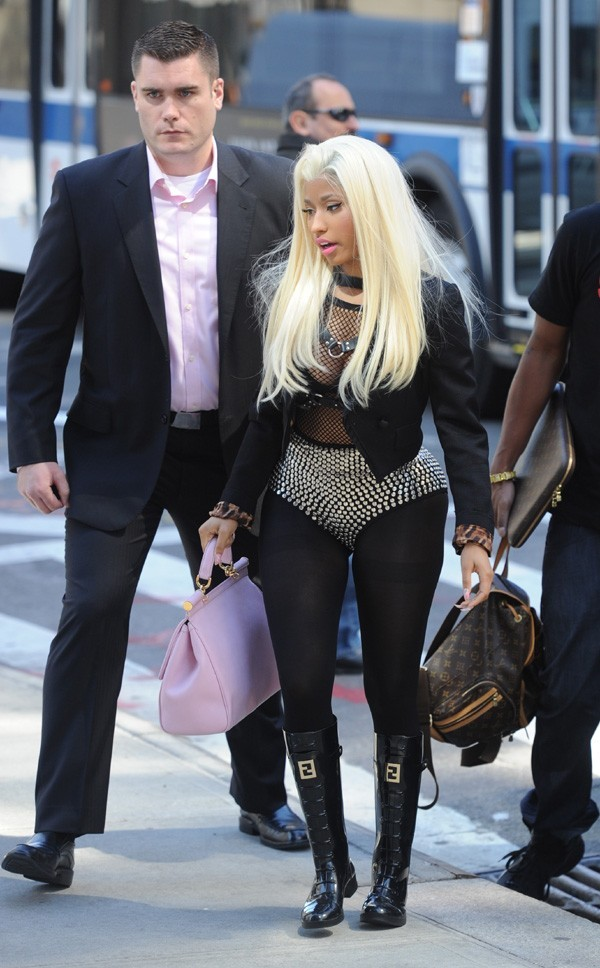 Nicki Minaj ou la reine de l'excentricité !