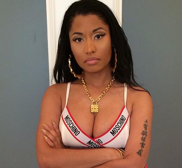Photos : Nicki Minaj : une Barbie gangsta tatouée et so sexy !
