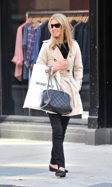 Nicky Hilton à New York, le 25 avril 2012.