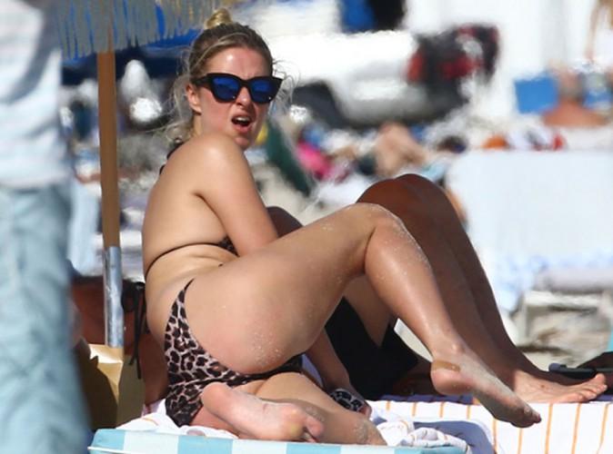 Nicky Hilton : spotted le joli booty félin à Miami beach !