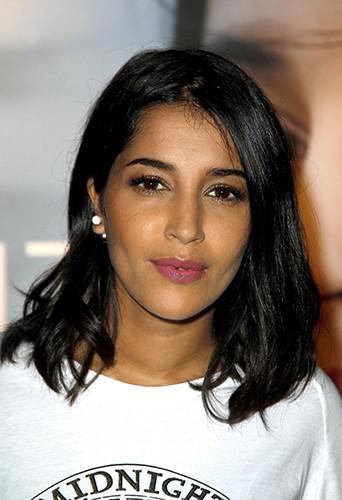 Leïla Bekhti à Paris le 2 septembre 2014