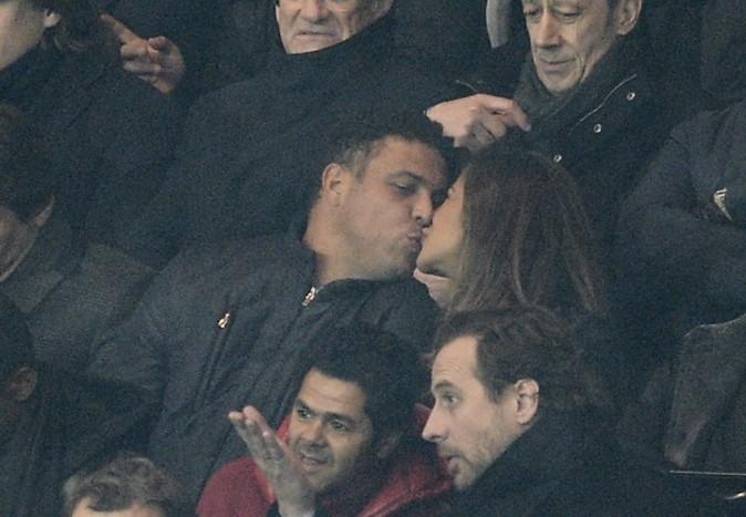 Ronaldo au Parc des Princes, à Paris, le 24 février 2013