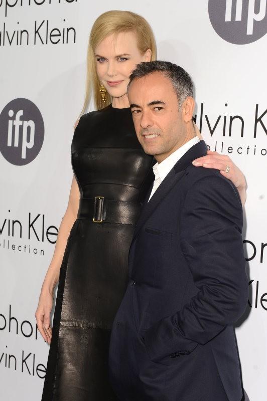 Nicole Kidman lors de la soirée Calvin Klein à Cannes, le 16 mai 2013.