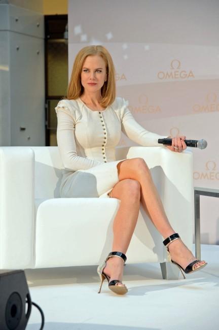 Nicole Kidman le 23 mars 2013 en Autriche