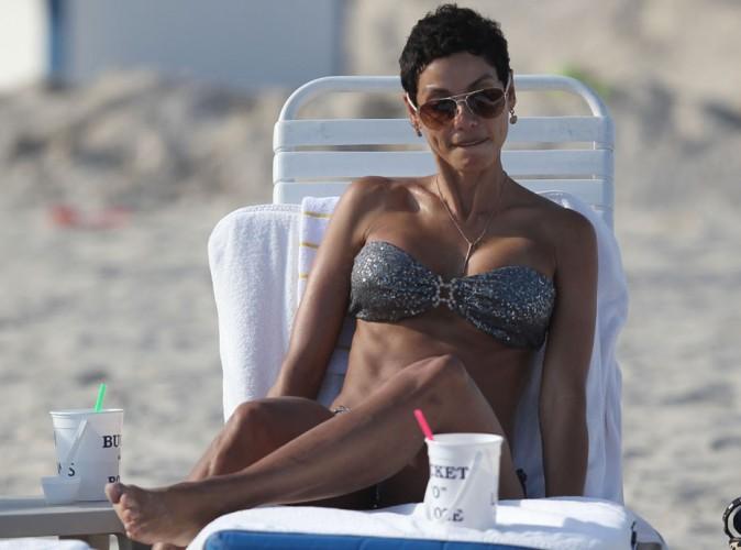 Nicole Murphy : petit bikini sexy pour s'amuser avec l'ex de Kelly Brook !
