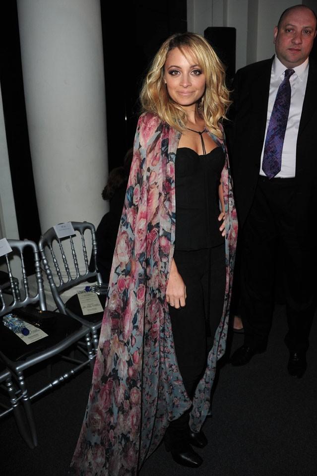 Nicole Richie espère que Kanye West est assez fashion pour elle !