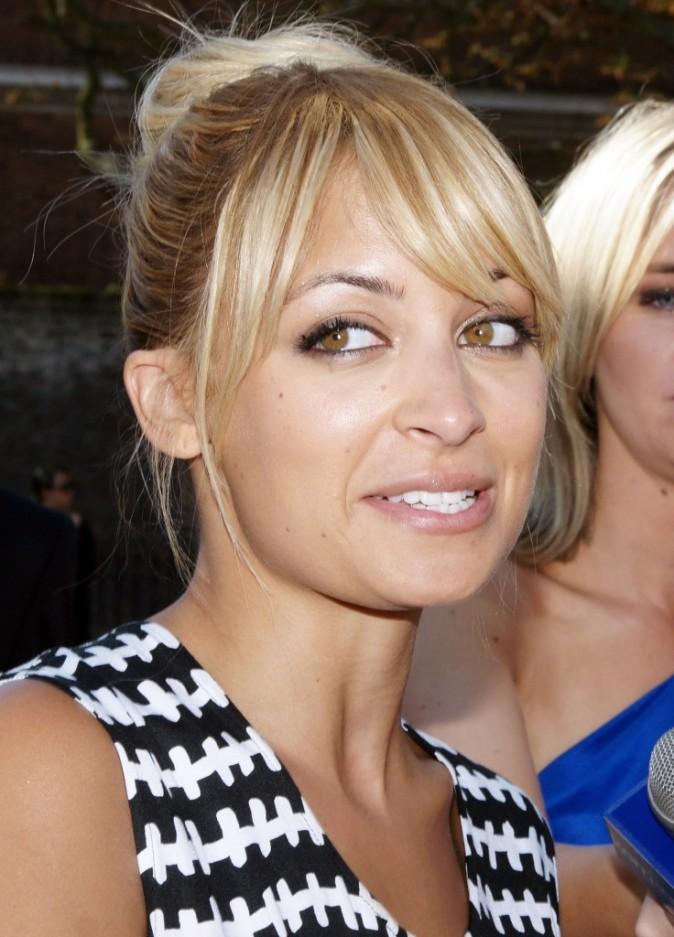 Nicole Richie lors de l'événement Raiponce organisé par Disney à Londres, le 2 octobre 2011.