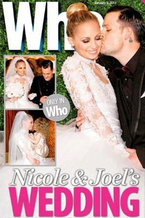 Nicole et Joel il y a un an !
