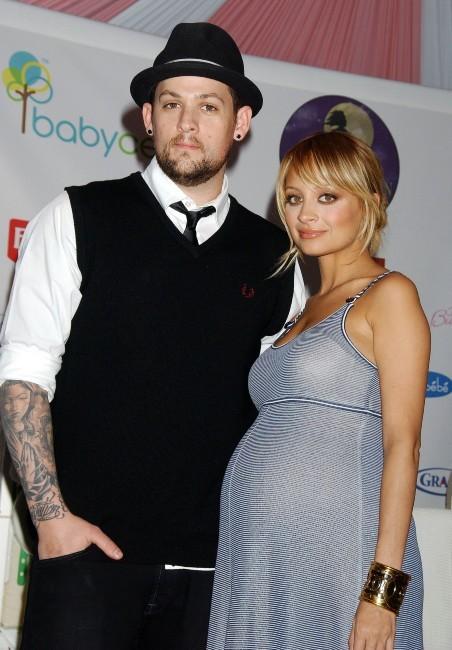 2007, quelques mois seulement avant la naissance de leur petite Harlow