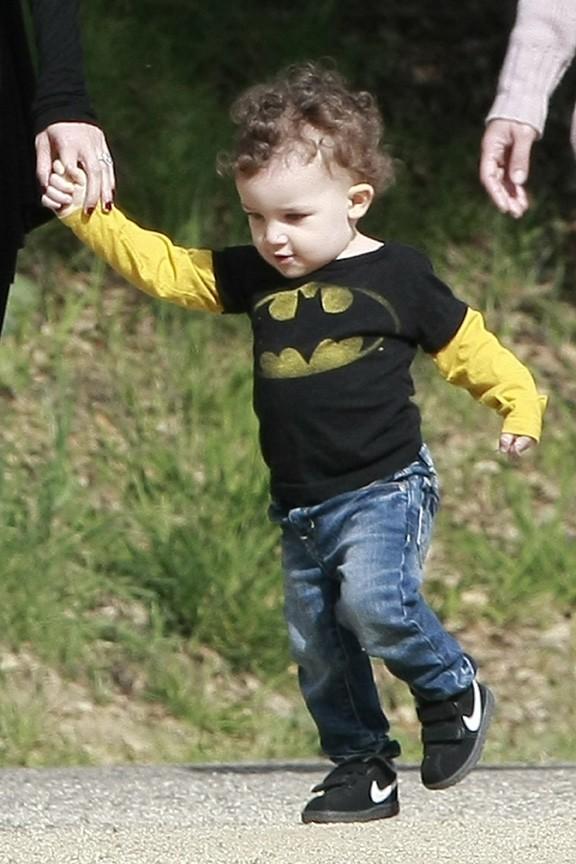 Oh le petit Batman !