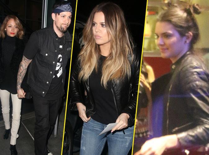 """Nicole Richie, Khloé Kardashian, Kendal Jenner... Elles sont toutes allées voir le show """"éducatif"""" de Miley Cyrus au Staples Center !"""