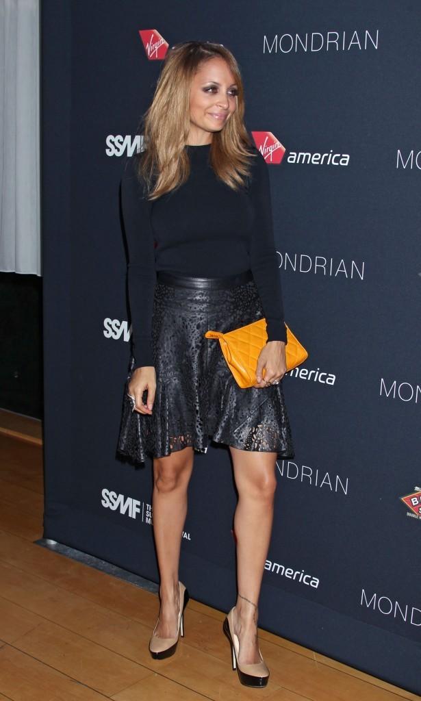 Nicole Richie, Los Angeles, 17 août 2012.
