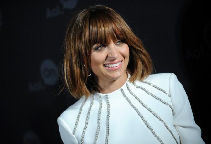 Nicole Richie lors de la soirée AOL Digital Content NewFront à New York, le 1er mai 2013.