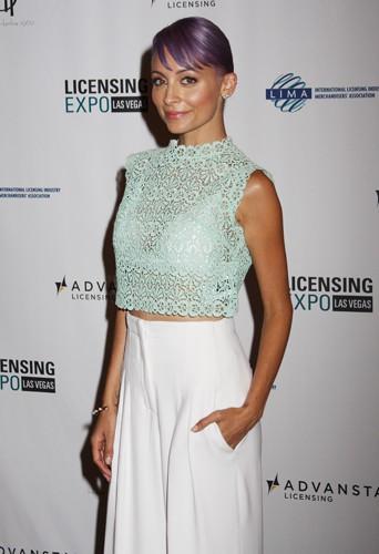 Nicole Richie à Las Vegas le 17 juin 2014