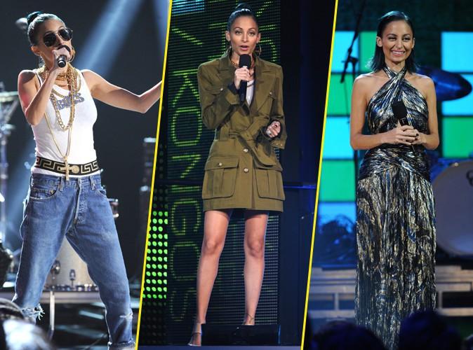Nicole Richie : rappeuse, militaire et glamour, une femme aux multiples facettes...