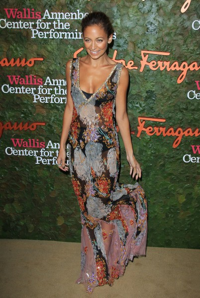 "Nicole Richie lors du gala ""Wallis Annenberg Center for the Performing Arts"" à Beverly Hills, le 17 octobre 2013."